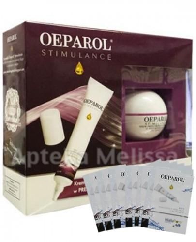 OEPAROL STIMULANCE ZESTAW Krem p/zmarszczkowy na dzień skóra normalna i mieszana - 50 ml + OEPAROL pod oczy 15 ml - Apteka internetowa Melissa