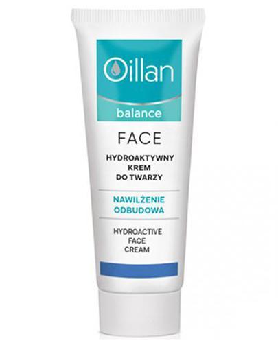 OILLAN BALANCE Hydro-aktywny krem do twarzy - 50 ml - Apteka internetowa Melissa