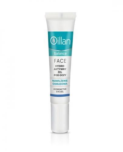 OILLAN BALANCE Hydro-aktywny żel pod oczy - 15 ml