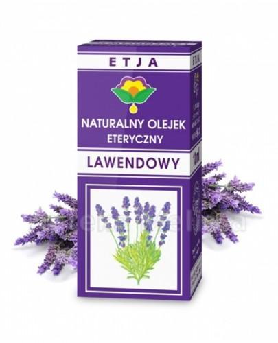 ETJA Olejek lawendowy - 10 ml