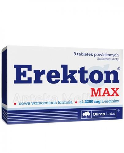 OLIMP EREKTON MAX - 8 tabl. - Apteka internetowa Melissa