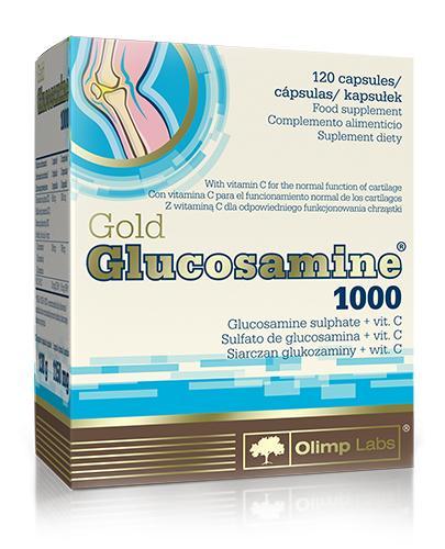 Olimp Gold Glucosamine 1000 - Apteka internetowa Melissa