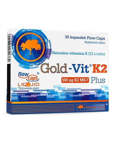 OLIMP GOLD-VIT K2 PLUS - 30 tabl. - Apteka internetowa Melissa