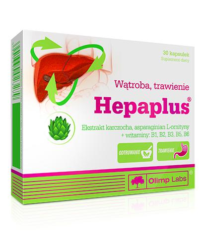 OLIMP HEPAPLUS - 30 kaps. - Drogeria Melissa