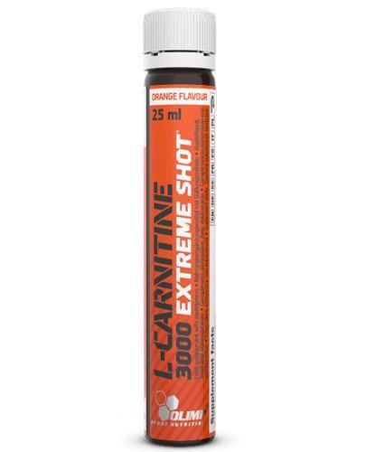 OLIMP L-CARNITINE 3000 Extreme shot o smaku pomarańczowym - 25 ml