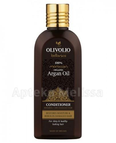 OLIVOLIO ARGAN OIL Naprawcza odżywka z olejem arganowym do włosów zniszczonych - 200 ml - Apteka internetowa Melissa
