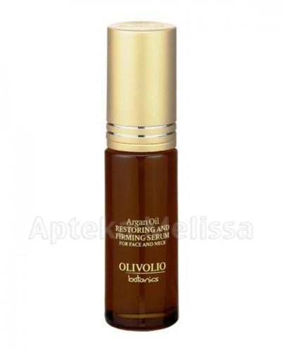 OLIVOLIO BOTANICS Ujędrniające serum z olejem arganowym na twarz i szyję - 30 ml - Apteka internetowa Melissa