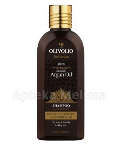 OLIVOLIO ARGAN OIL Szampon do każdego rodzaju włosów z olejem arganowym - 200 ml - Apteka internetowa Melissa
