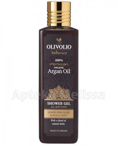 OLIVOLIO ARGAN OIL Żel pod prysznic - 250 ml - Apteka internetowa Melissa