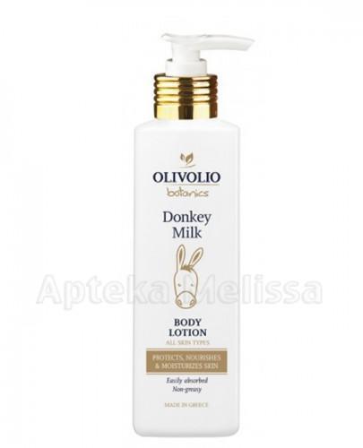 OLIVOLIO BOTANICS DONKEY MILK Balsam do ciała z organicznym oślim mlekiem - 250 ml  - Apteka internetowa Melissa