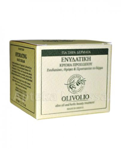 OLIVOLIO Krem odżywczo nawilżający do twarzy z koenzymem Q10 do skóry suchej - 50 ml  - Apteka internetowa Melissa