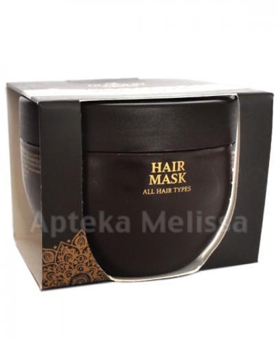 OLIVOLIO ARGAN OIL Maska do każdego rodzaju włosów - 250 ml - Apteka internetowa Melissa