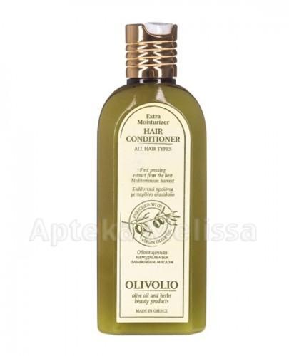 OLIVOLIO Odżywka do wszystkich rodzajów włosów z oliwą z oliwek extra virgin - 200 ml  - Apteka internetowa Melissa