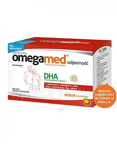 Omegamed Odporność dla dorosłych - Apteka internetowa Melissa