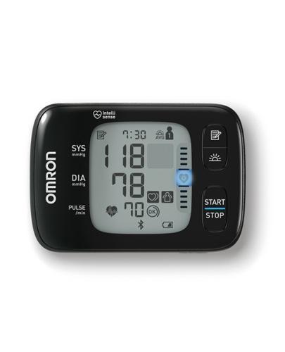 OMRON Automatyczny ciśnieniomierz nadgarstkowy RS7 Intelli IT - 1 szt - cena, opinie, użytkowanie - Drogeria Melissa