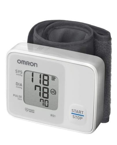 OMRON Ciśnieniomierz nadgarstkowy RS1 - 1 szt.