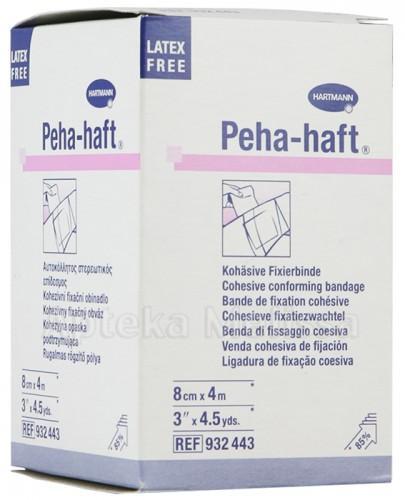 HARTMANN PEHA-HAFT Opaska elastyczna 4m x 8 cm - 1 szt. - Apteka internetowa Melissa