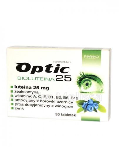 OPTIC BIOLUTEINA 25 - 30 tabl.