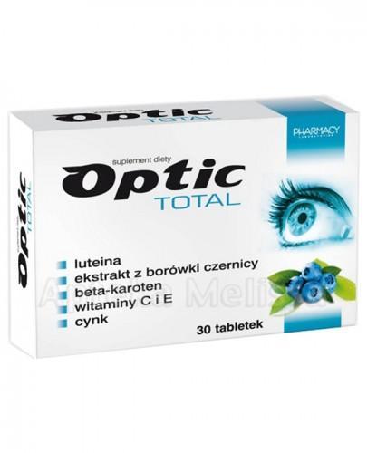 OPTIC TOTAL - 30 tabl.