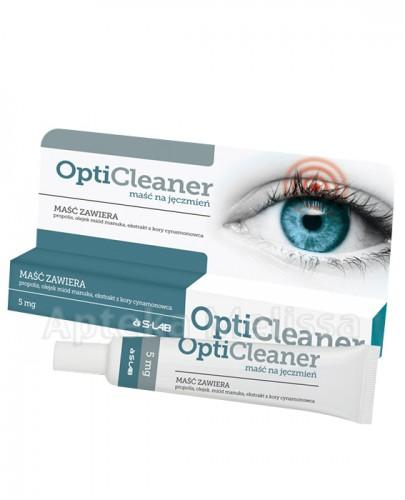 OPTICLEANER Maść - 15 g - Apteka internetowa Melissa