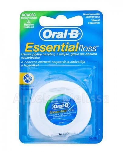 ORAL-B ESSENTIAL FLOSS Nić dentystyczna - 50 m