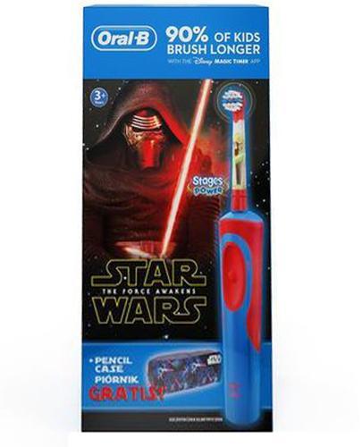 Oral B Szczoteczka Elektryczna Dla Dzieci Piórnik Star Wars 1