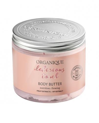 ORGANIQUE DELICIOUS TOUCH Masło do ciała - 200 ml - cena, opinie, właściwości