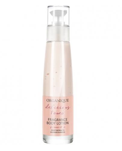 ORGANIQUE DELICIOUS TOUCH Perfumowane mleczko do ciała - 100 ml - cena, opinie, właściwości - Drogeria Melissa