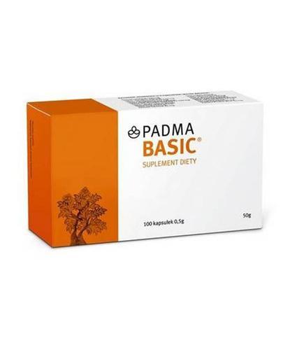 PADMA BASIC - 100 kaps. - Drogeria Melissa