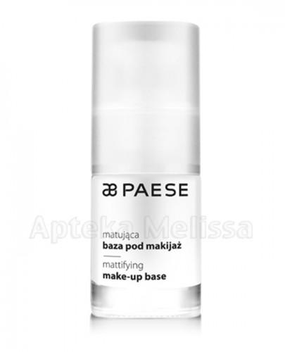 PAESE Matująca baza pod makijaż - 15 ml - Apteka internetowa Melissa