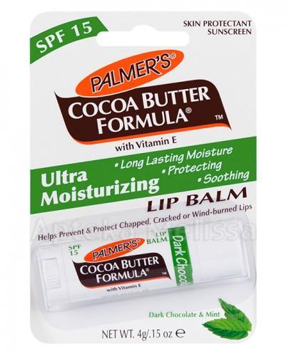 PALMERS  Balsam do ust czekoladowo-miętowy - 4 g - Apteka internetowa Melissa