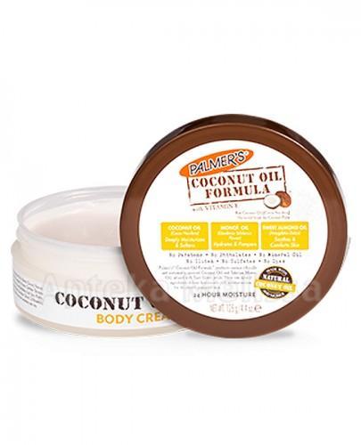 PALMERS COCONUT Masło z olejkiem kokosowym do ciała - 125 g - Apteka internetowa Melissa