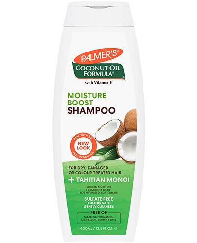 PALMERS COCONUT Szampon odżywczo-nawilżający na bazie olejku kokosowego - 400 ml - Apteka internetowa Melissa