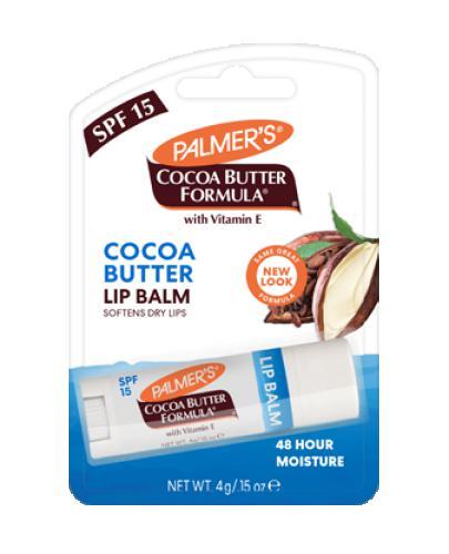 PALMERS Balsam do ust czekoladowy - 4 g - Apteka internetowa Melissa