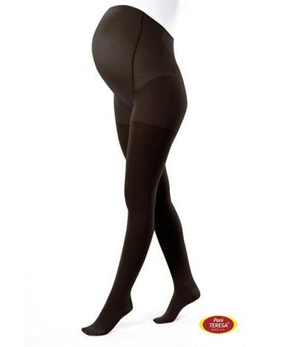 Pani Teresa Medica Premium CCL1 Rajstopy uciskowe dla kobiet w ciąży rozmiar II kolor czarny - 1 szt. - cena, opinie, właściwości - Apteka internetowa Melissa