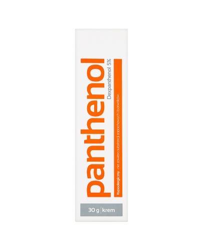 PANTHENOL 5% Krem - 30 g - Apteka internetowa Melissa