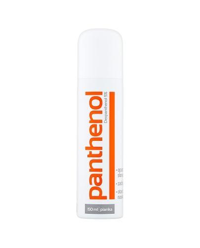 PANTHENOL 5% Pianka - 150 ml - Apteka internetowa Melissa
