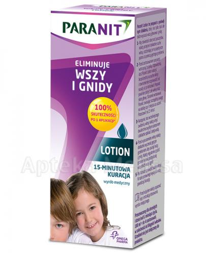 PARANIT Lotion na wszy i gnidy - 100 ml