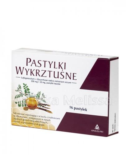 PASTYLKI WYKRZTUŚNE - 16 past. - Apteka internetowa Melissa