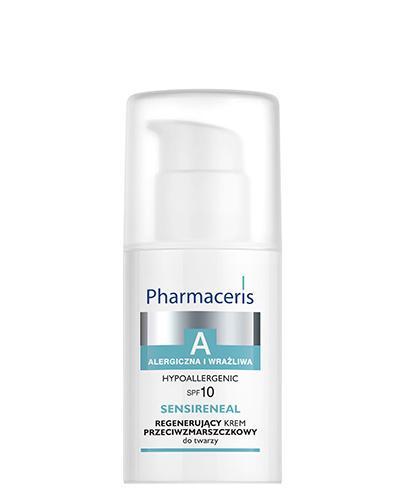 PHARMACERIS A SENSIRENEAL Regenerujący Krem Przeciwzmarszczkowy do twarzy - 30 ml - Drogeria Melissa