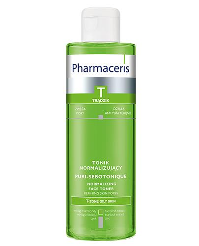PHARMACERIS T PURI SEBOTONIQUE Tonik normalizujący do twarzy - 200 ml - Drogeria Melissa