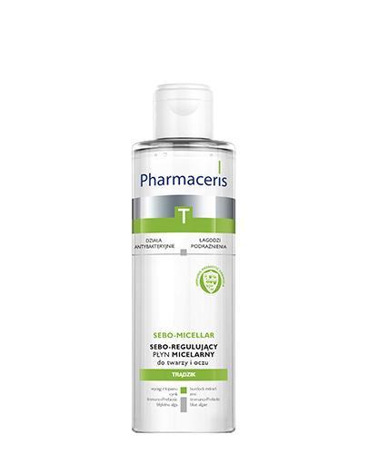 PHARMACERIS T SEBO-MICELLAR Płyn micelarny do twarzy - 200 ml - Drogeria Melissa