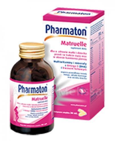Kapsułki Pharmaton Matruelle – Apteka internetowa Melissa