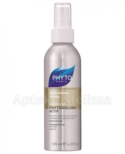 PHYTO PHYTOVOLUME ACTIF Spray nadający włosom objętość - 125 ml - Apteka internetowa Melissa