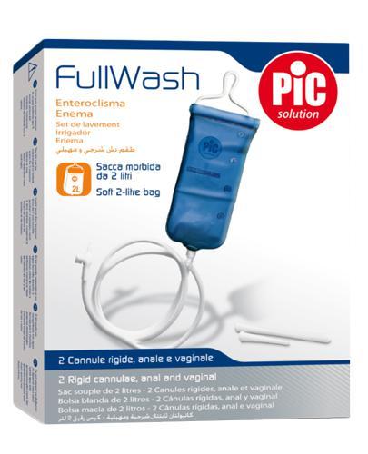 Pic Solution FullWash Lewatywa tradycyjna - 2 l - cena, opinie, stosowanie - Apteka internetowa Melissa