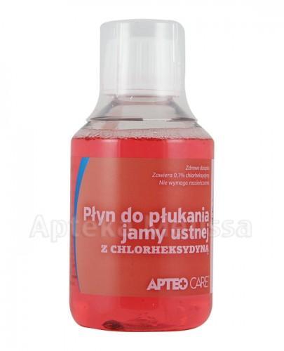APTEO Płyn do płukania jamy ustnej - 200 ml - Apteka internetowa Melissa