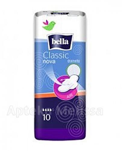 BELLA CLASSIC NOVA AIR Podpaski - 10 szt.