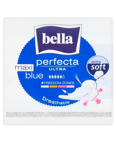 BELLA PERFECTA ULTRA MAXI BLUE Podpaski - 8 szt. - Apteka internetowa Melissa