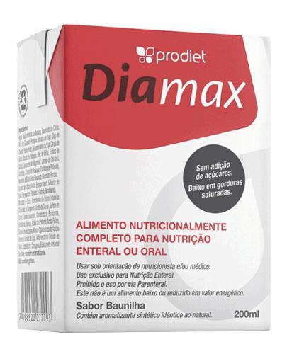 Prodiet Diamax Dieta do żywienia dojelitowego o smaku waniliowym - 200 ml - cena, opinie, skład - Apteka internetowa Melissa