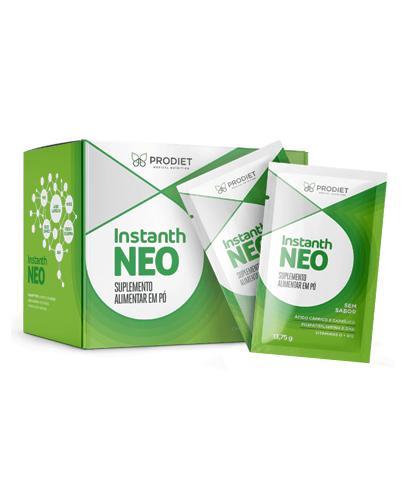 Prodiet Instanth Neo Dieta w proszku o neutralnym smaku - 37 sasz. - cena, opinie, dawkowanie - Apteka internetowa Melissa